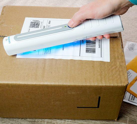 Suncatcher UVC Sanitation Wand with Mail